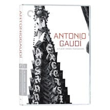 PRE-ORDER The Criterion Collection: Antonio Gaudi DVD & Blu-Ray