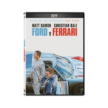 Ford v Ferrari DVD & Blu-Ray
