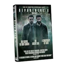 Department Q Trilogy DVD
