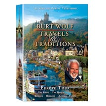 Burt Wolf Travels & Traditions DVD