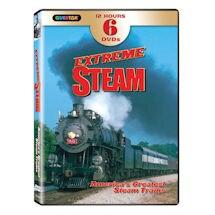 Extreme Steam: America's Greatest Steam Trains DVD