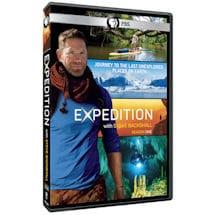 Expedition with Steve Backshall Season 1 DVD