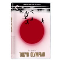 The Criterion Collection: Tokyo Olympiad DVD & Blu-Ray