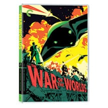 PRE-ORDER The Criterion Collection: The War of the Worlds DVD & Blu-Ray