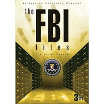 The FBI Files DVD