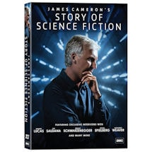 James Cameron's Story of Science Fiction DVD & Blu-ray