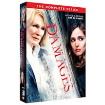 Damages The Complete Collection DVD & Blu-ray
