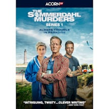 PRE-ORDER The Sommerdahl Murders, Series 1 DVD