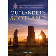 Outlander's Scotland Paperback Book