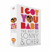 I Got You Babe: The Best of Sonny and Cher DVD