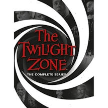 The Twilight Zone: The Complete Series DVD