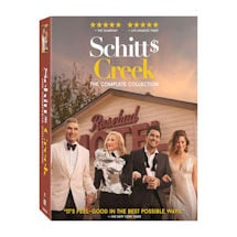Schitt's Creek Complete Collection DVD
