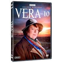 PRE-ORDER Vera Set 10 DVD
