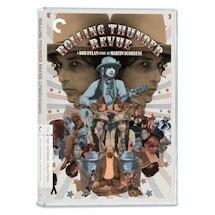 Rolling Thunder Revue: A Bob Dylan Story by Martin Scorsese DVD & Blu-ray