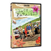Death in Paradise Season 9 DVD