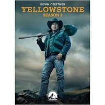 Yellowstone Season 3 DVD & Blu-ray