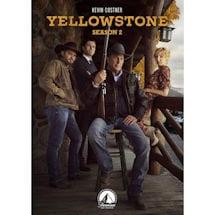 Yellowstone Season 2 DVD & Blu-ray
