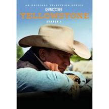 Yellowstone Season 1 DVD & Blu-ray