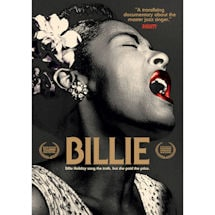 Billie DVD
