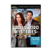 Crossword Mysteries: 3-Movie Collection DVD