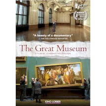 The Great Museum DVD