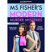 Ms. Fisher's Modern Mysteries Series 2
