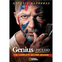 Genius Season 2: Picasso DVD